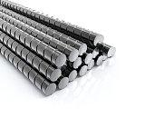 Endless rebars, reinforcement steel