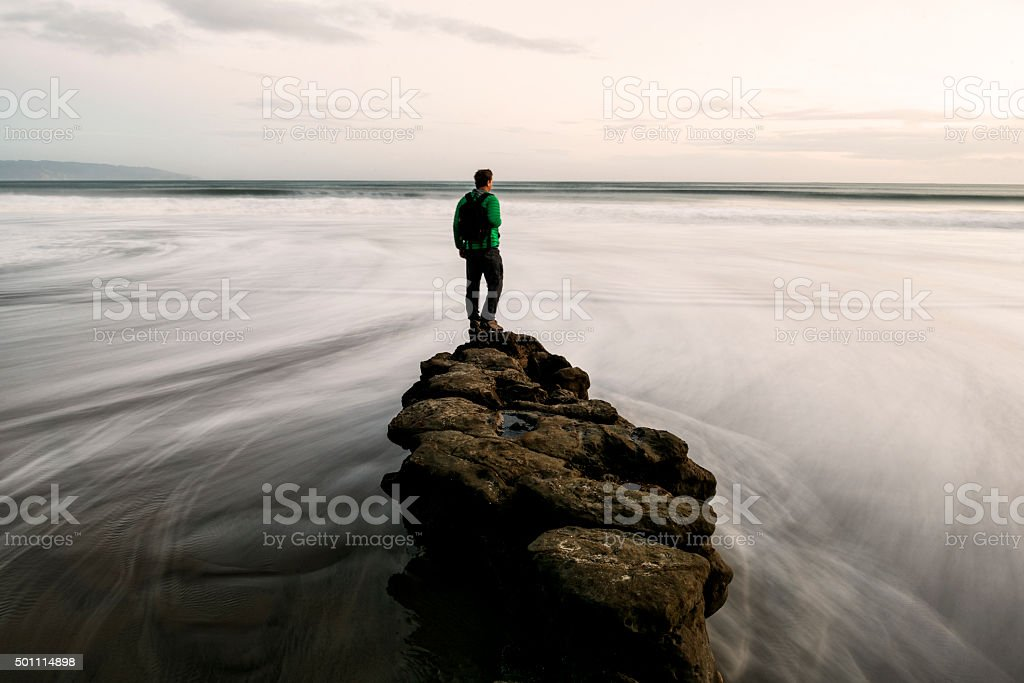 ends of the earth stock photo