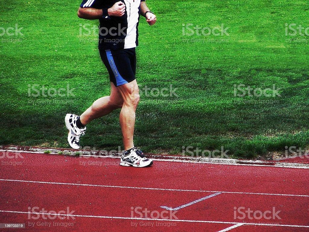 Endurance stock photo
