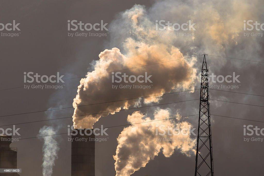 Energia stock photo