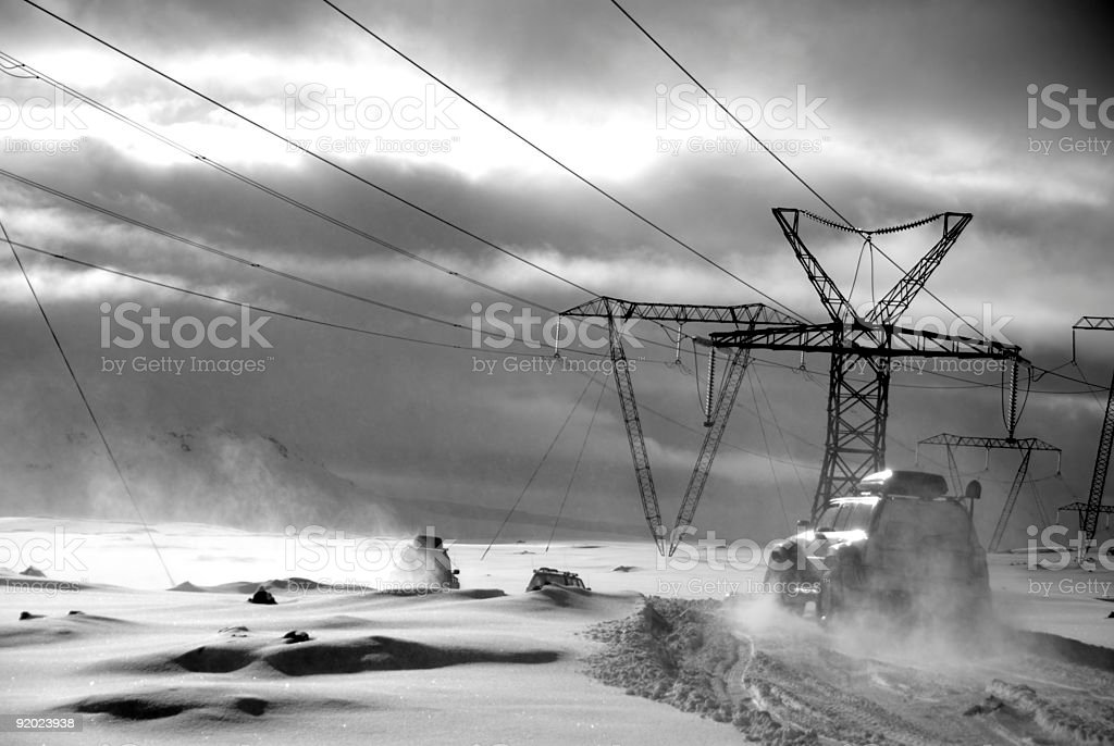 ...energy and power royalty-free stock photo