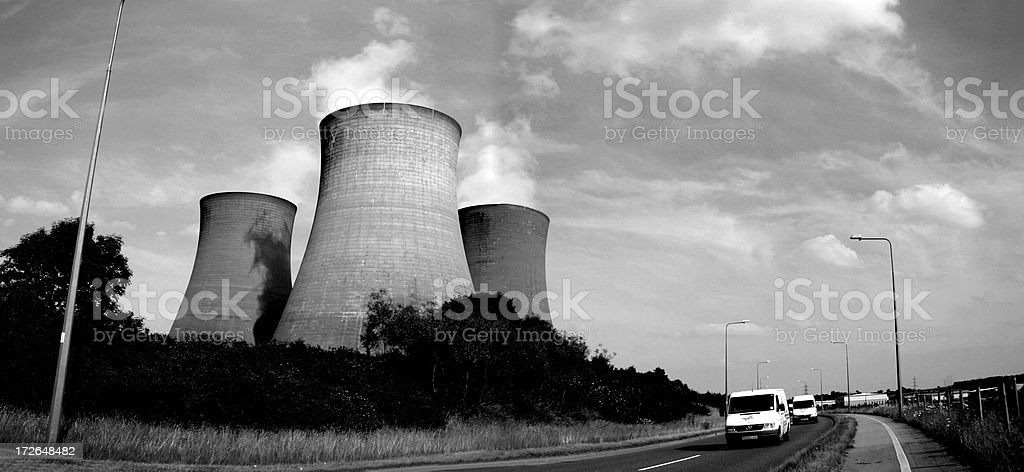 Energy and Transport 2 royalty-free stock photo