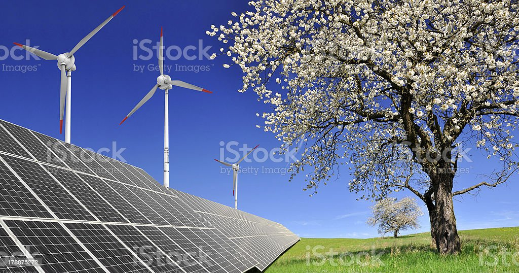 energy concepts royalty-free stock photo
