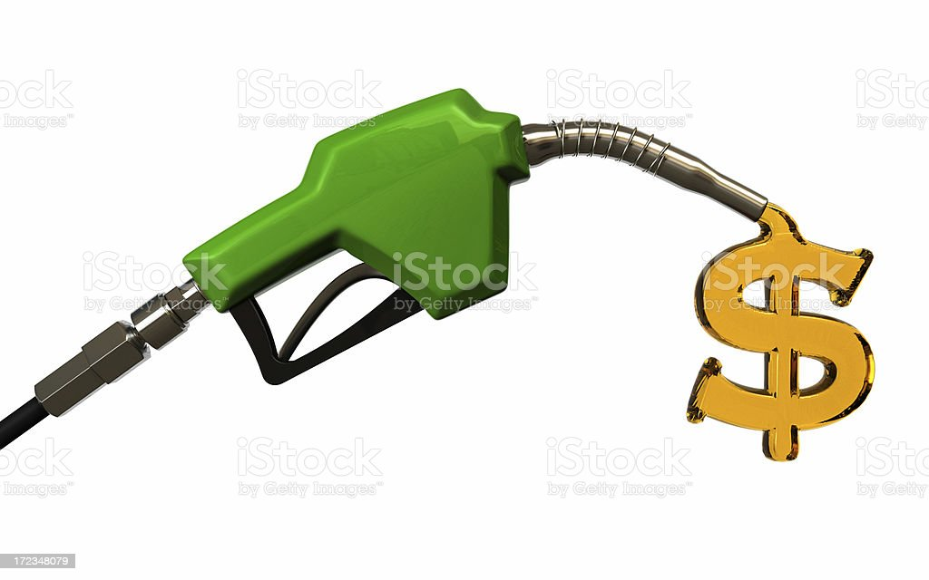 Energy Costs royalty-free stock photo