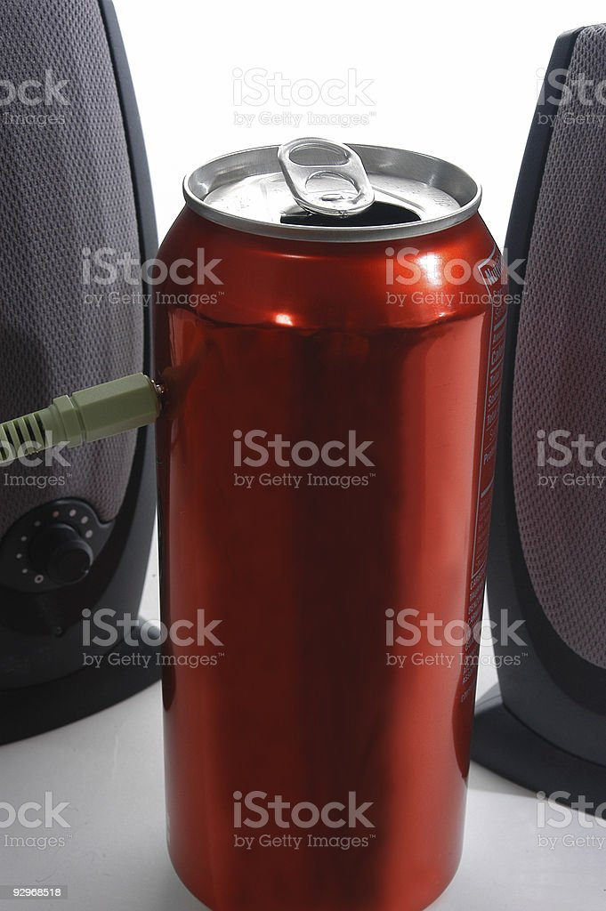 Energy Drink royalty-free stock photo