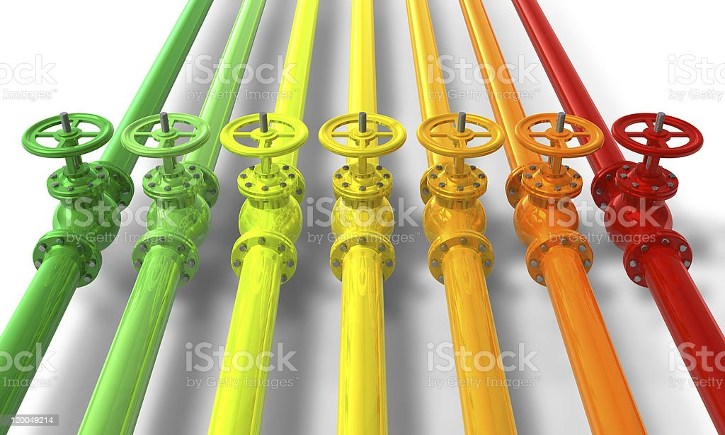 Energy efficiency concept royalty-free stock photo