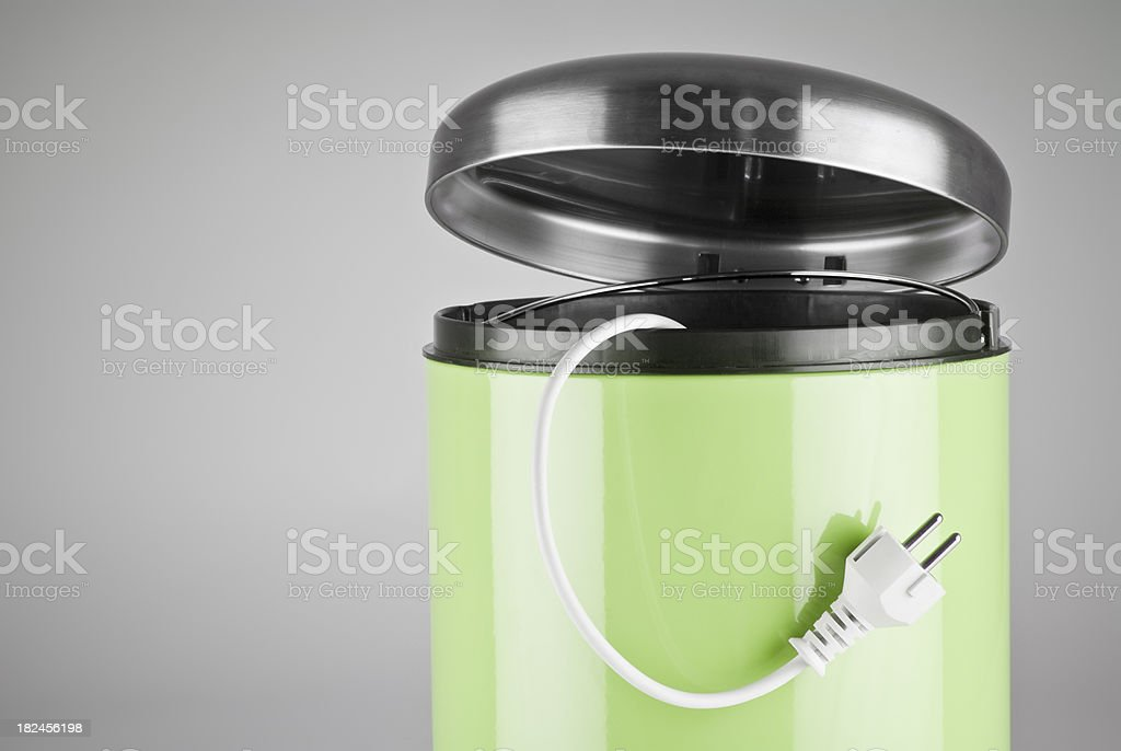 Energy from Waste stock photo