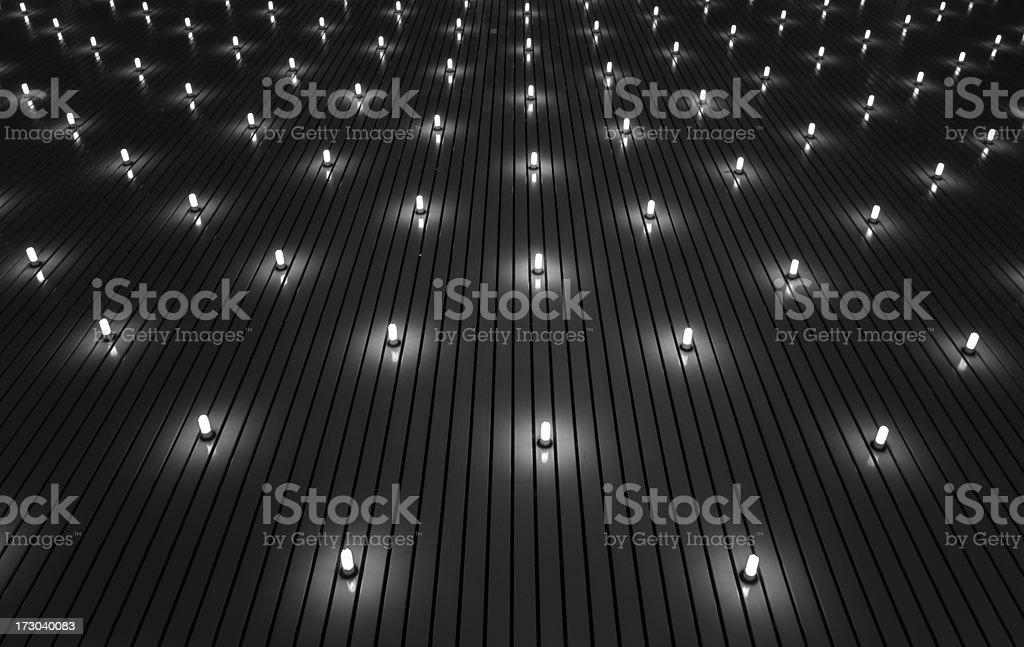 Energy Lamps stock photo