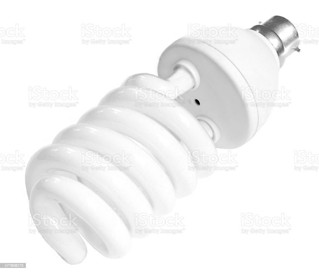 L'ampoule électrique photo libre de droits