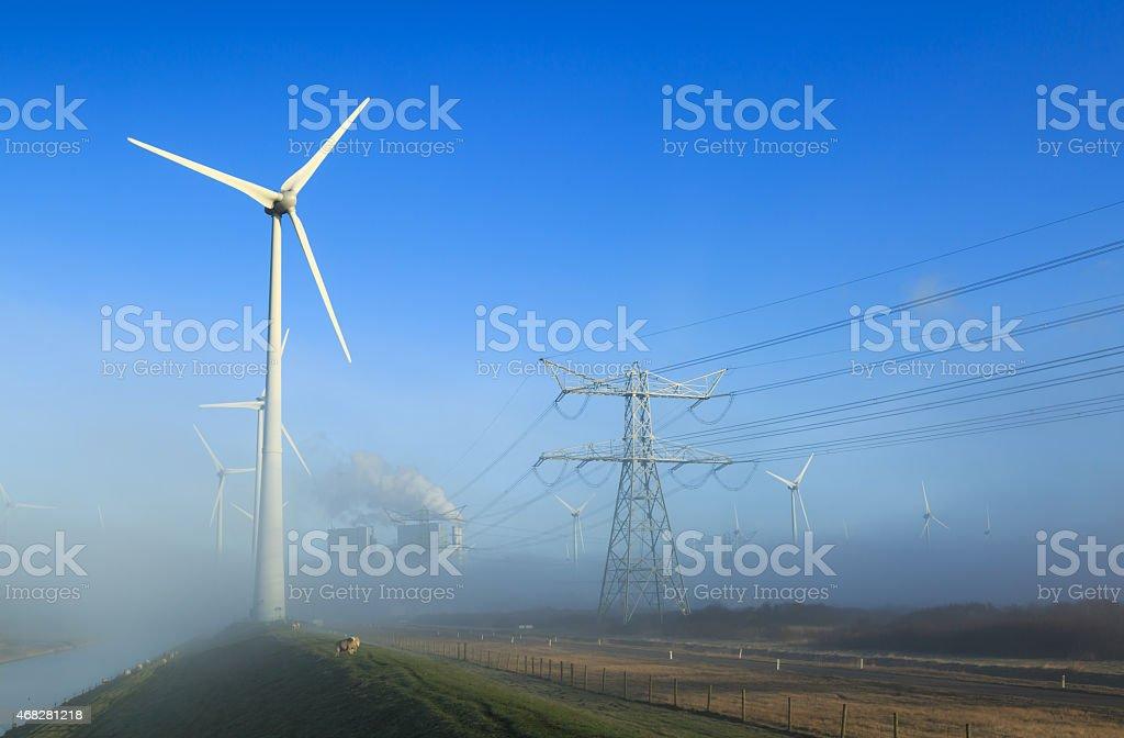 Energy! stock photo