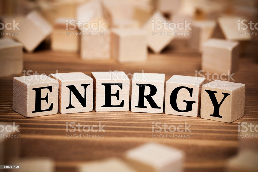 ,, Energy' stock photo