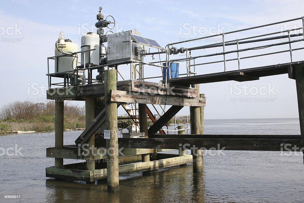 Energy Production stock photo