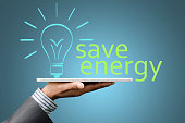 Energy saving electronics