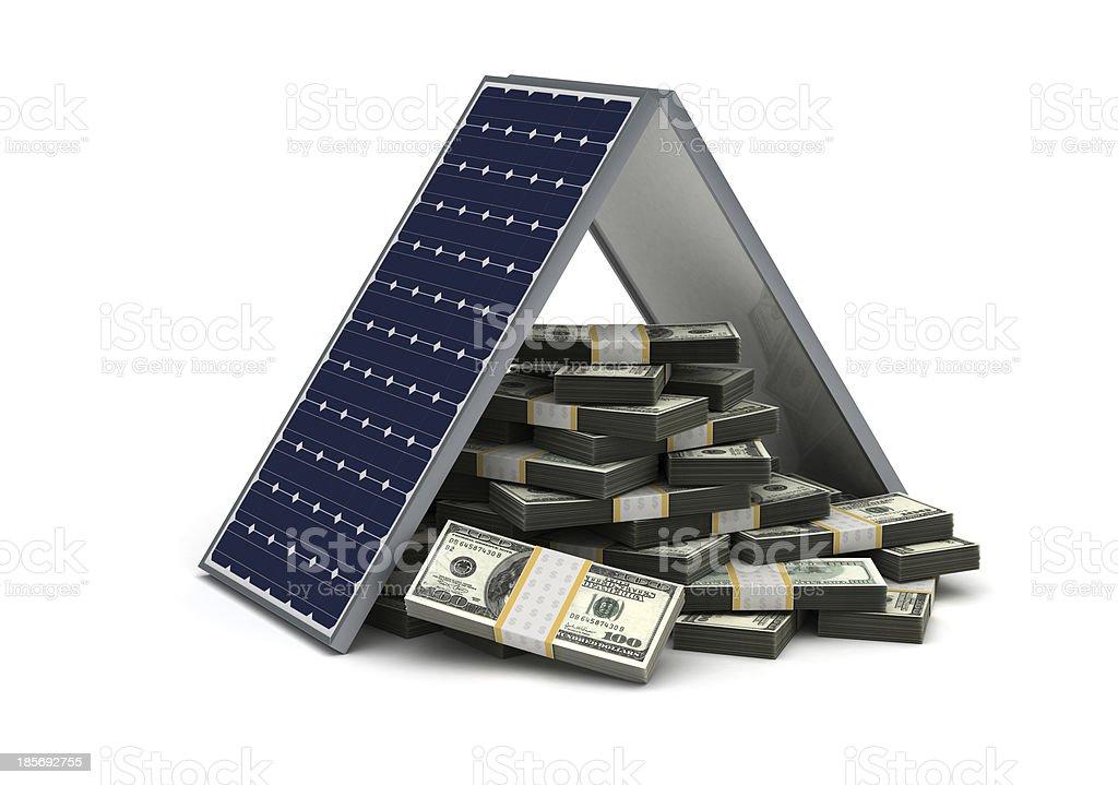 Energy Saving royalty-free stock photo