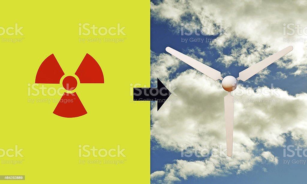 energy signs stock photo