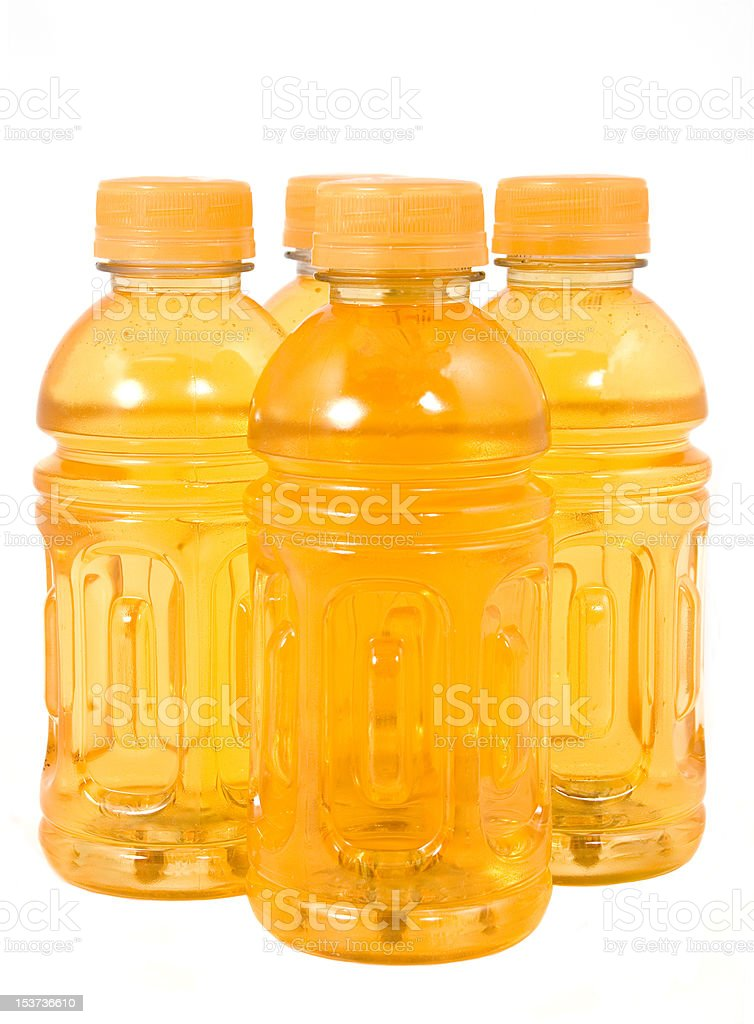 Energy Sports Drinks stock photo
