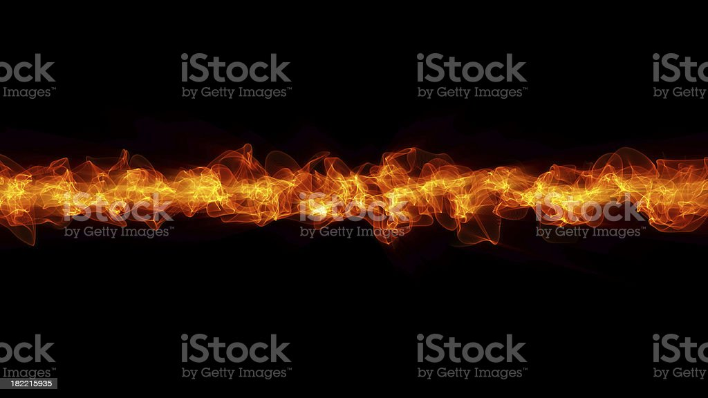 Energy Stream 1 royalty-free stock photo