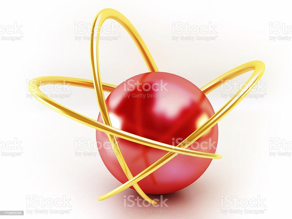 Energy symbol royalty-free stock photo