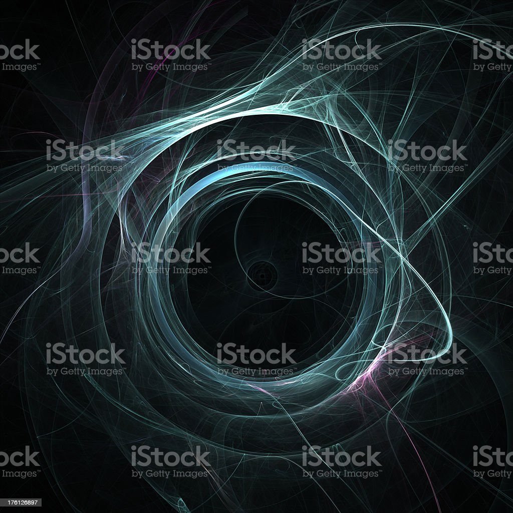 Energy Vortex stock photo
