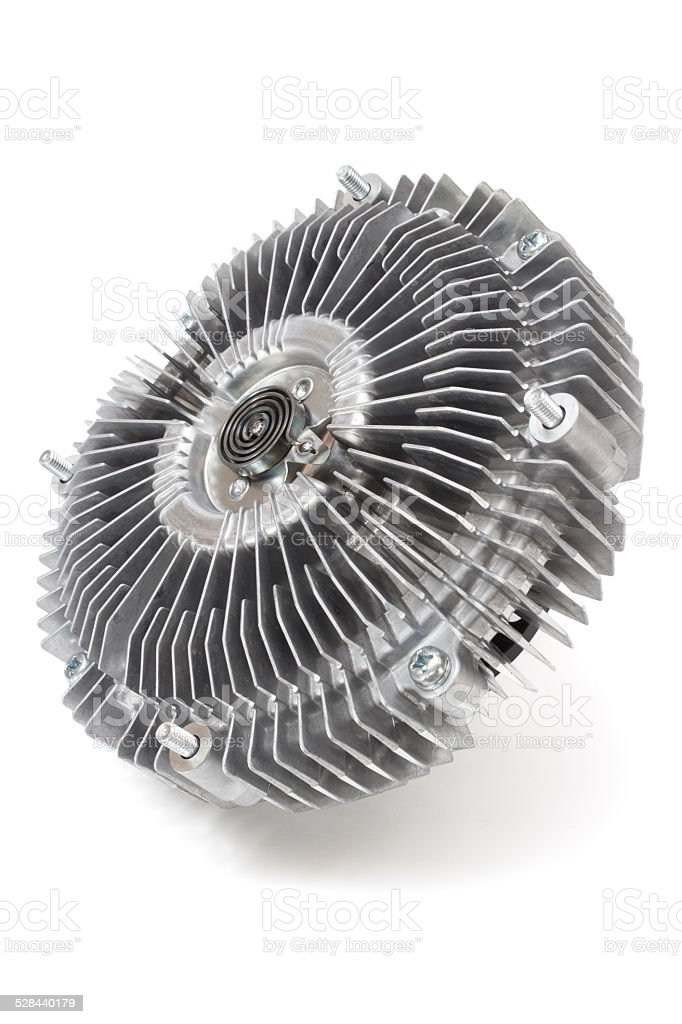 Engine Cooling Fan Clutch stock photo