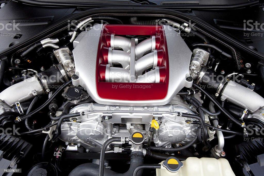 Engine. royalty-free stock photo