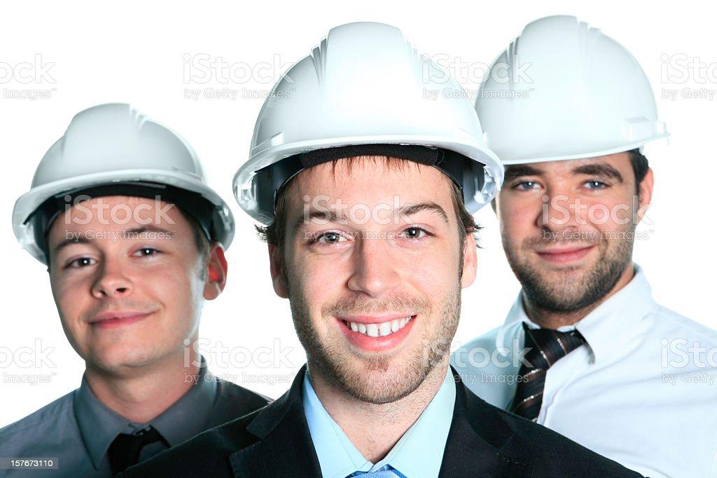Engineer Worker royalty-free stock photo