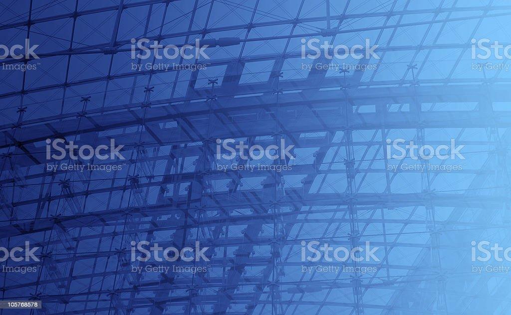Engineering blue background royalty-free stock photo