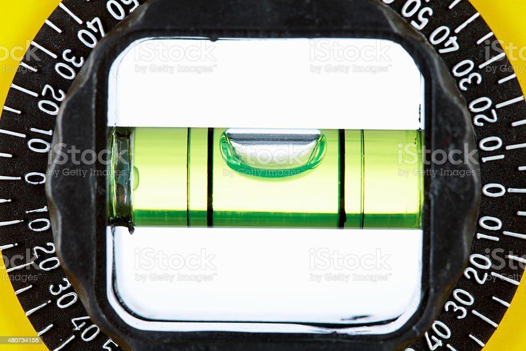 Engineering instrument stock photo