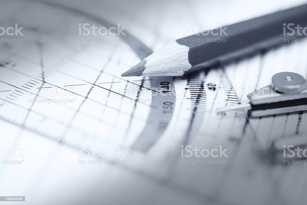 Engineering royalty-free stock photo