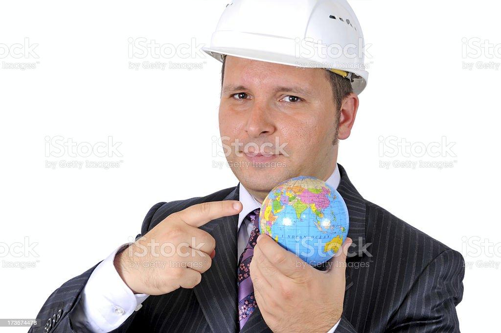 engineering world royalty-free stock photo