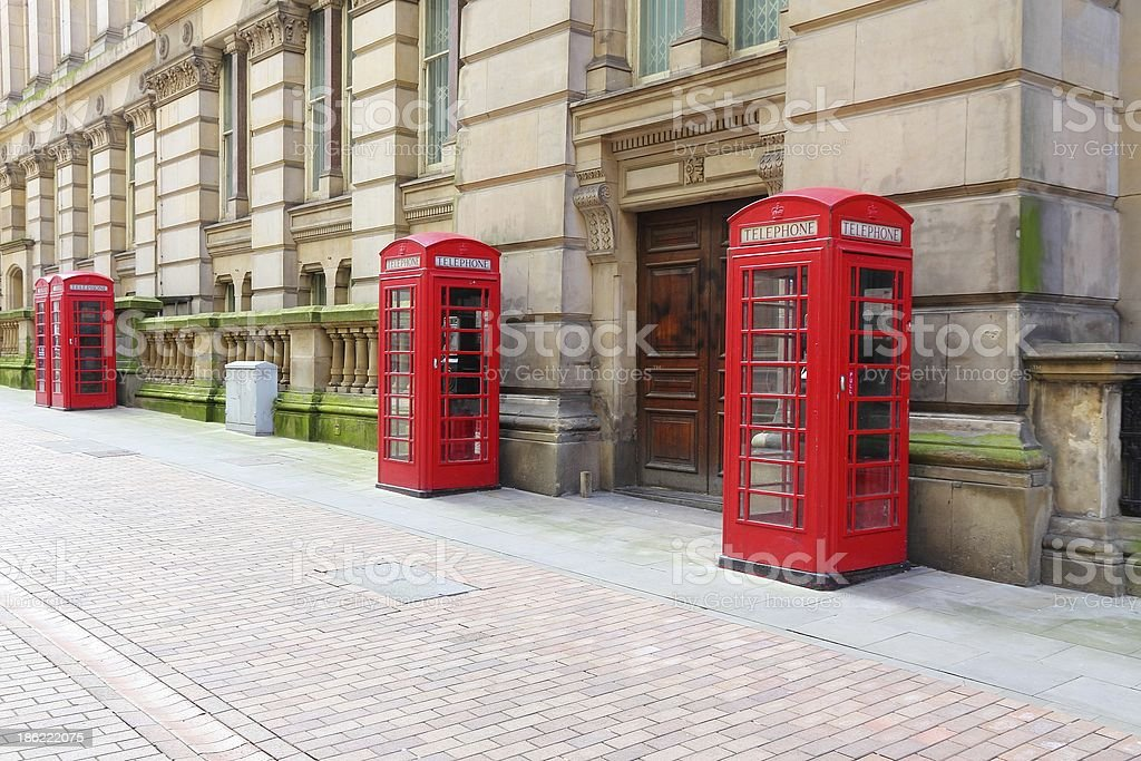 England - Birmingham royalty-free stock photo