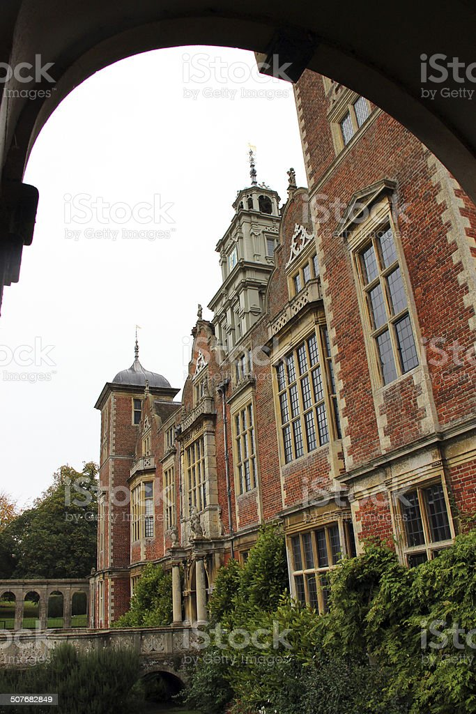England: Blickling Hall in Norfolk stock photo