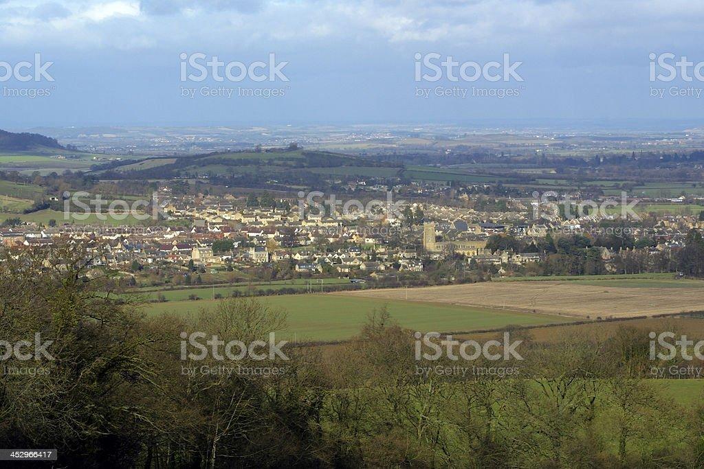 England, Cotswolds, Winchcombe stock photo