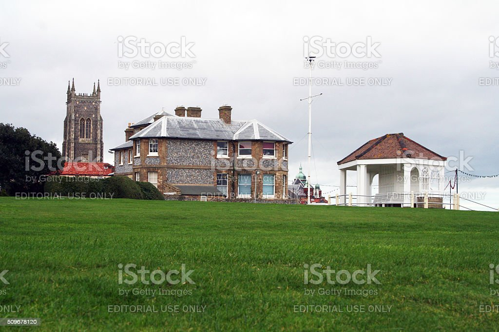 England: Cromer stock photo