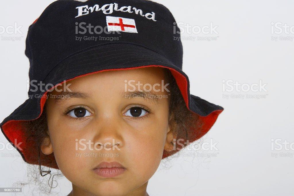 England Expects 5 stock photo