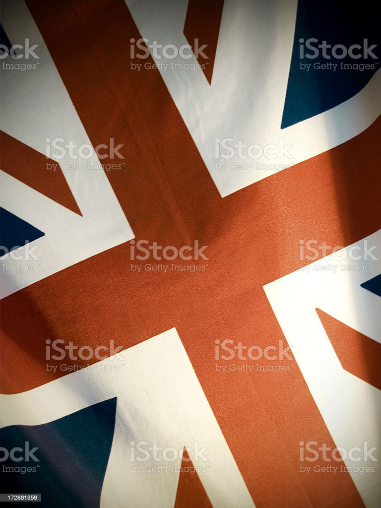 England Flag stock photo