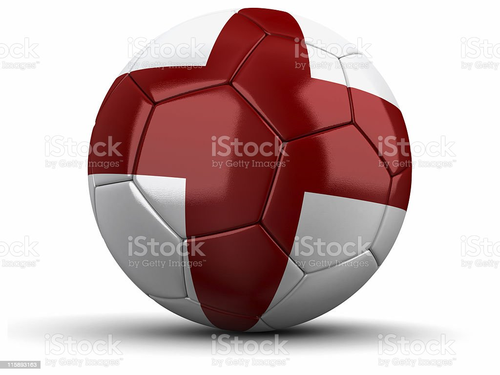 England Football royalty-free stock photo