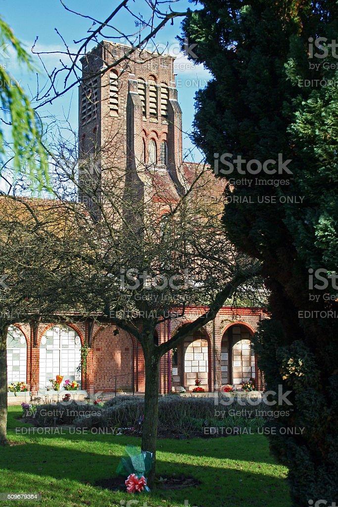 England: Horsham St. Faith stock photo