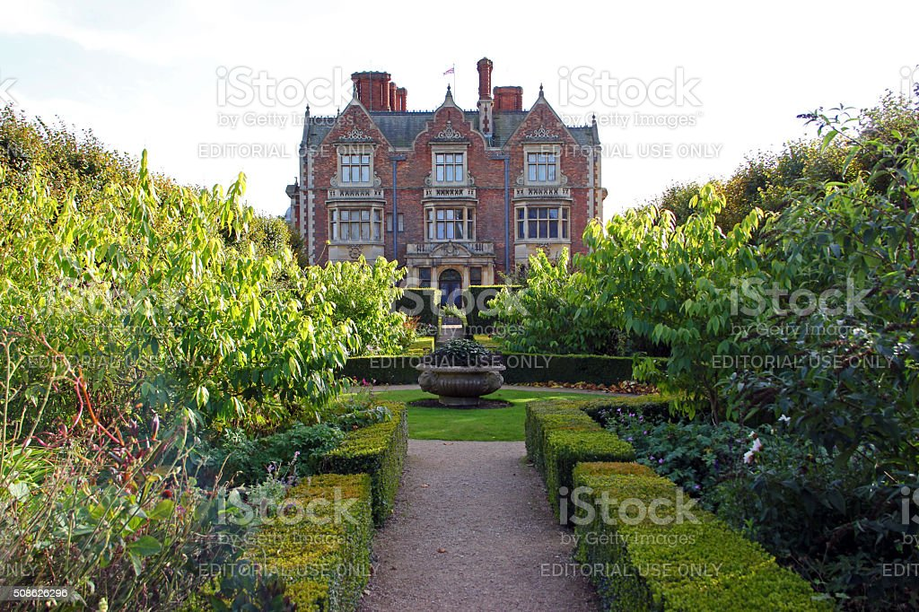 England: Sandringham stock photo