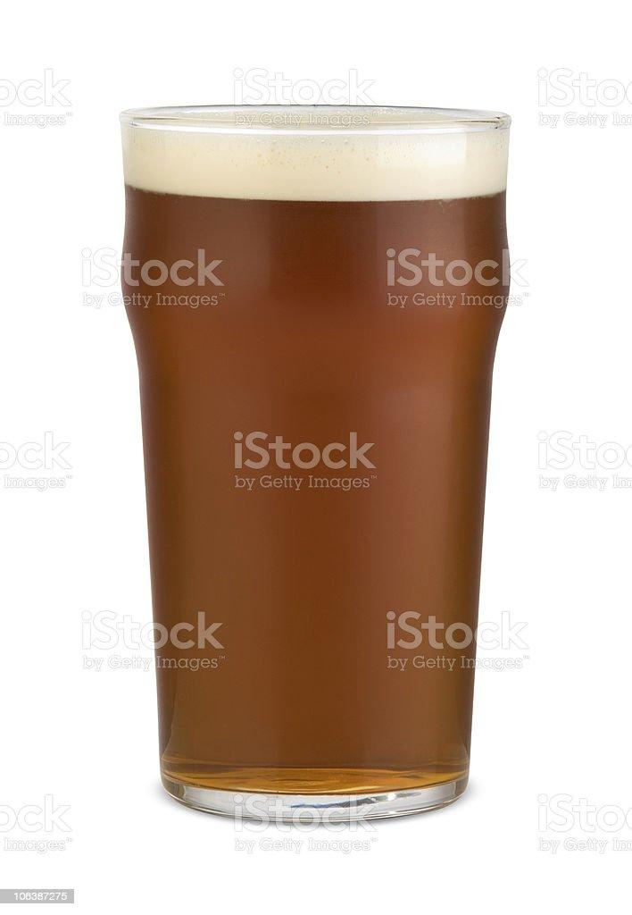 English ale royalty-free stock photo