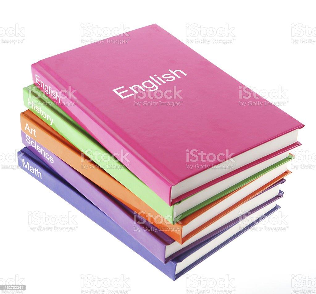 English Book royalty-free stock photo