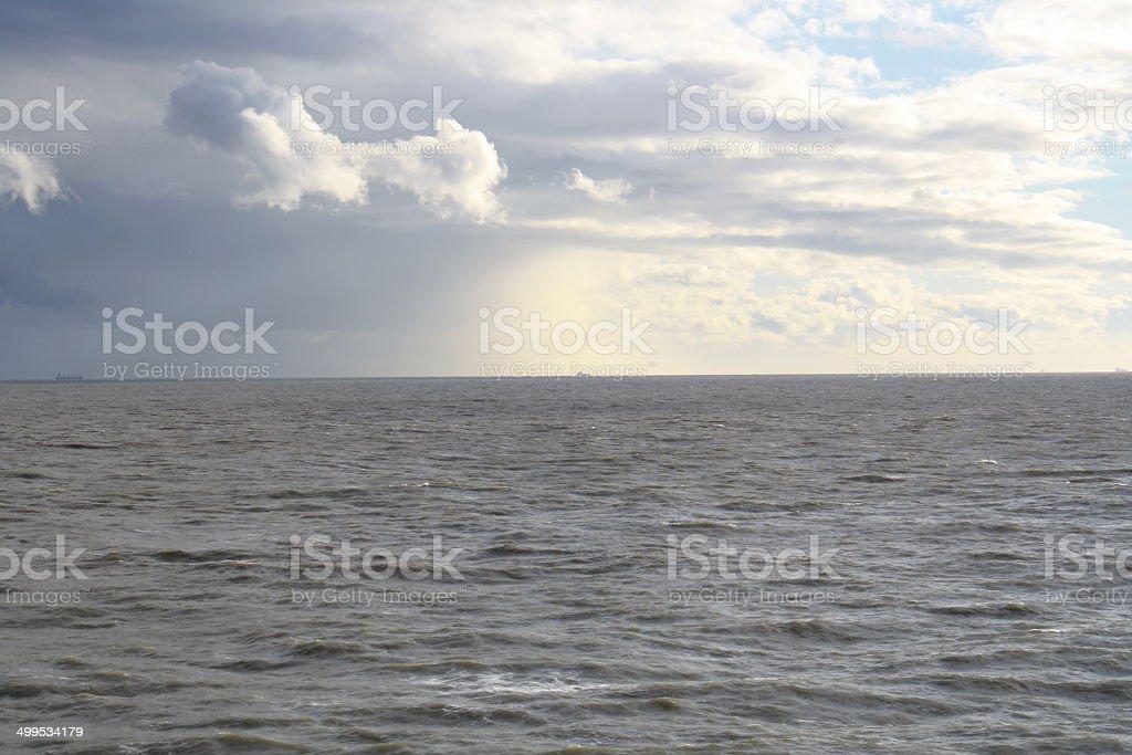 Aermelkanal Lizenzfreies stock-foto