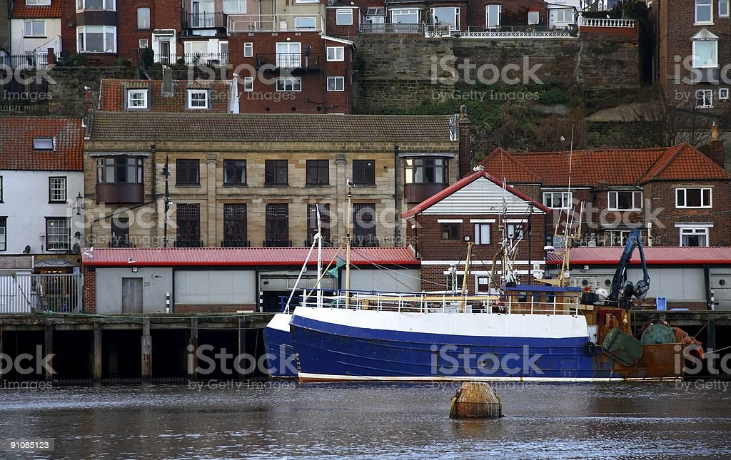 English Harbor royalty-free stock photo