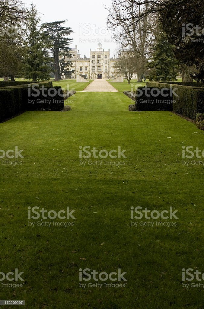 English House stock photo