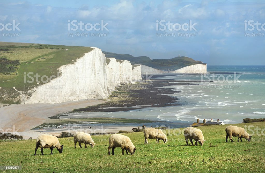 English Idyll stock photo