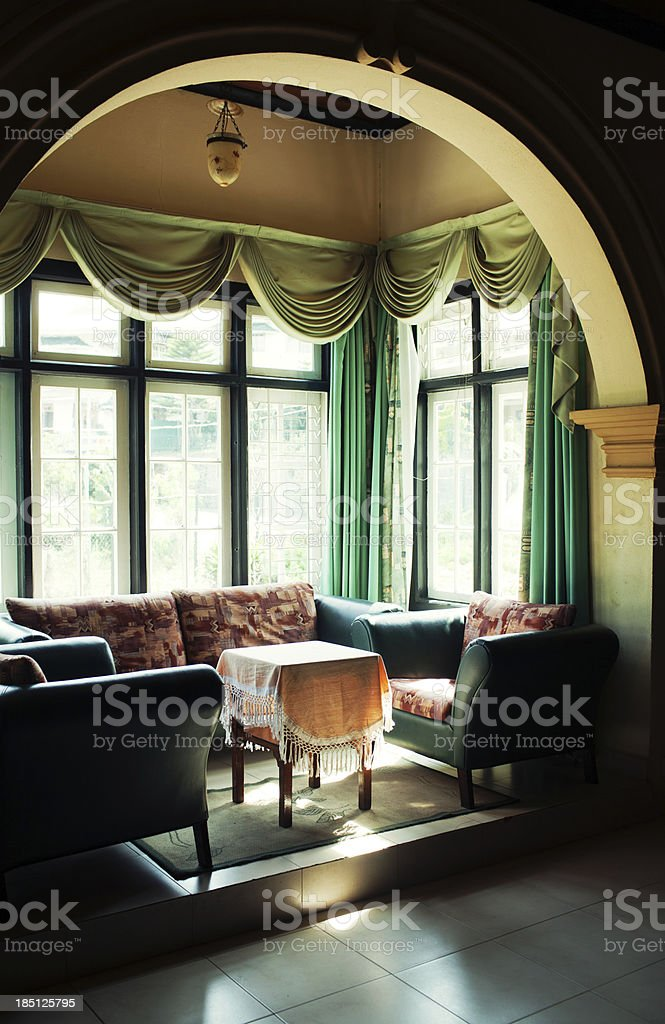 English interior stock photo