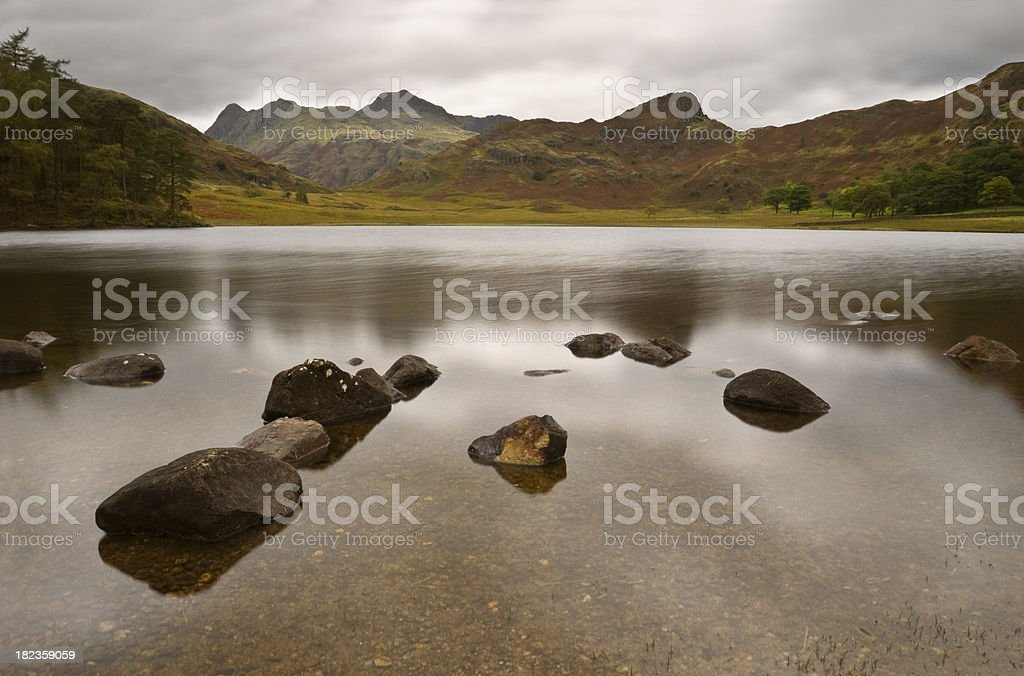 English Lake District royalty-free stock photo