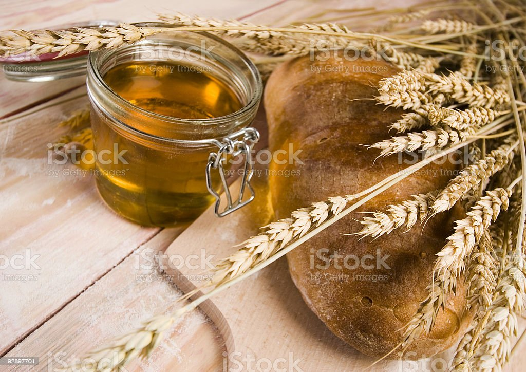 English loaf royalty-free stock photo