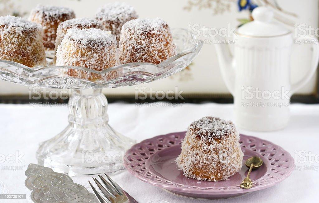 English madeleines royalty-free stock photo