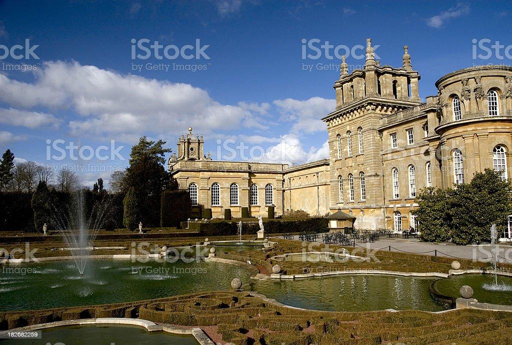 English Palace stock photo